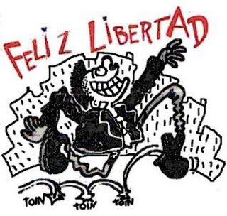 PARANOIAS MENTALES. Feliz_libertad
