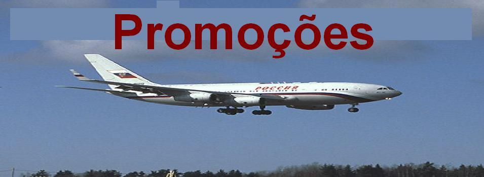 Promoção de Passagem Aérea
