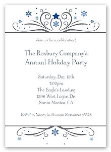 Savvy Spending Free Holiday Invitation Designs Print On