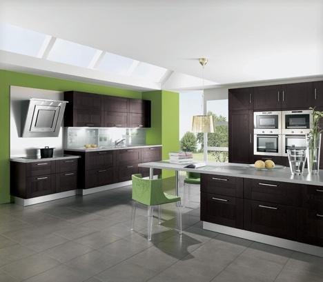 Today's modern kitchen