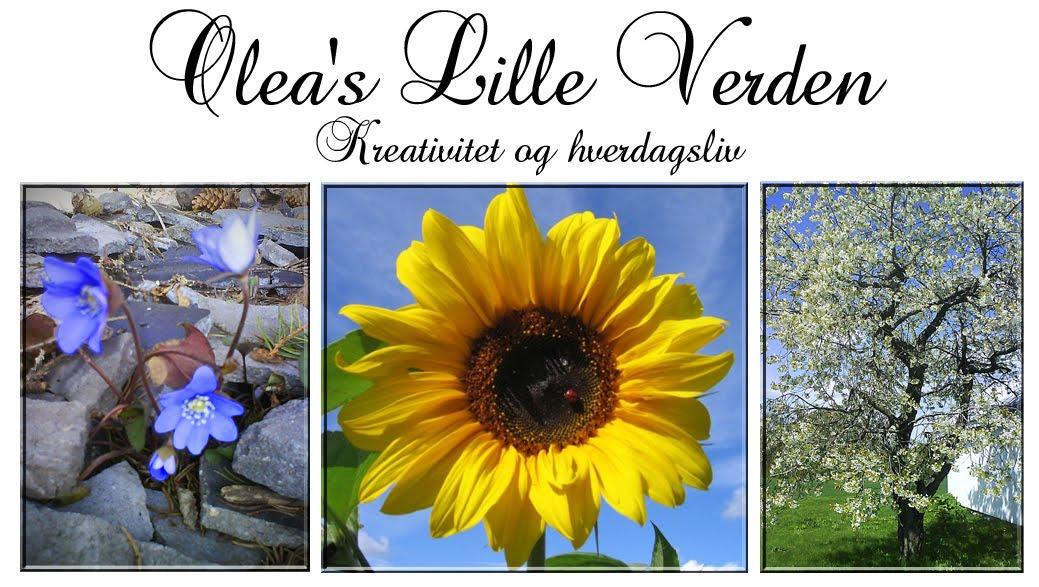 Olea's Lille Verden