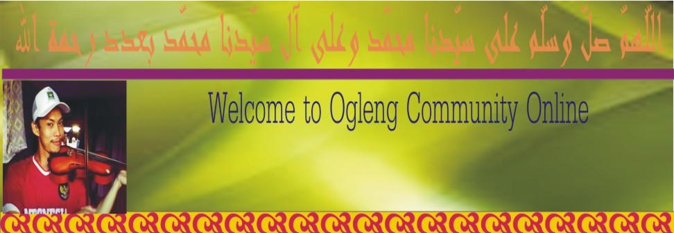 OGLENG COMUNITY ONLINE