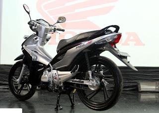 Honda Revo Techno AT Dibanderol Rp15,8 juta