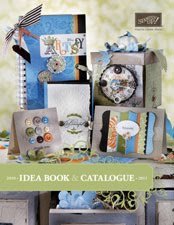 Stampin' Up! Idea Book & Catalogue 2010-11