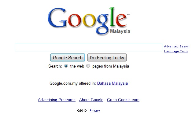 P3ichuan: Google Changing new Page design?