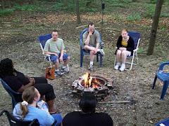 Sitting 'Round The Campfire