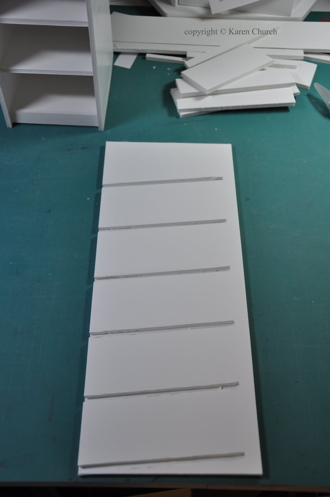 Syzygy of Me Foam Board Copic Storage