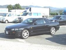 R34スカイライン・クーペが現在の愛車(2007.9~)
