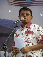 Wakil Gubsu Gatot Pujonugroho