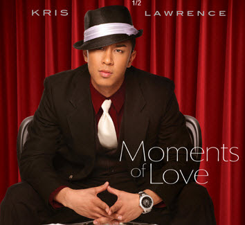 KRIS LAWRENCE - MOMENTS OF LOVE (2009) FULL ALBUM RETAIL