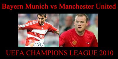 Bayern Munich vs Manchester United