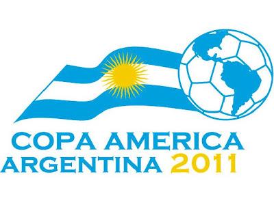 Logotipo de la Copa América Argentina 2011