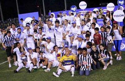 Libertad Campeón Clausura 2010