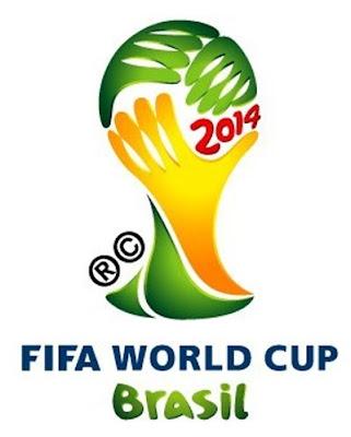Logotipo del Mundial Brasil 2014