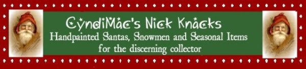 Cyndimac's Nick Knacks