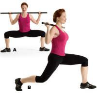 ejercicios para el trasero