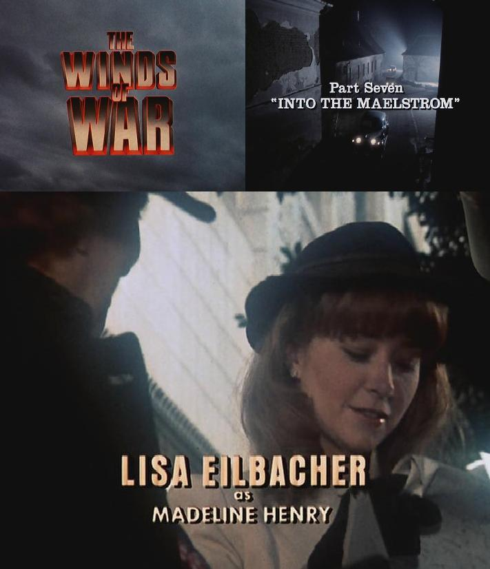 Lisa's name is in the opening credits but she does not appear in this ...