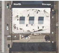 Satellite View of FW Dirt