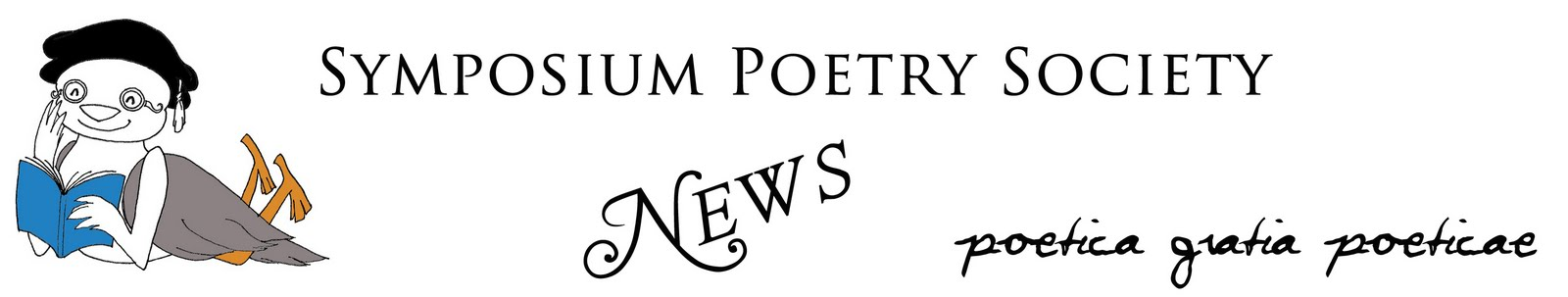 Symposium Poetry Society News