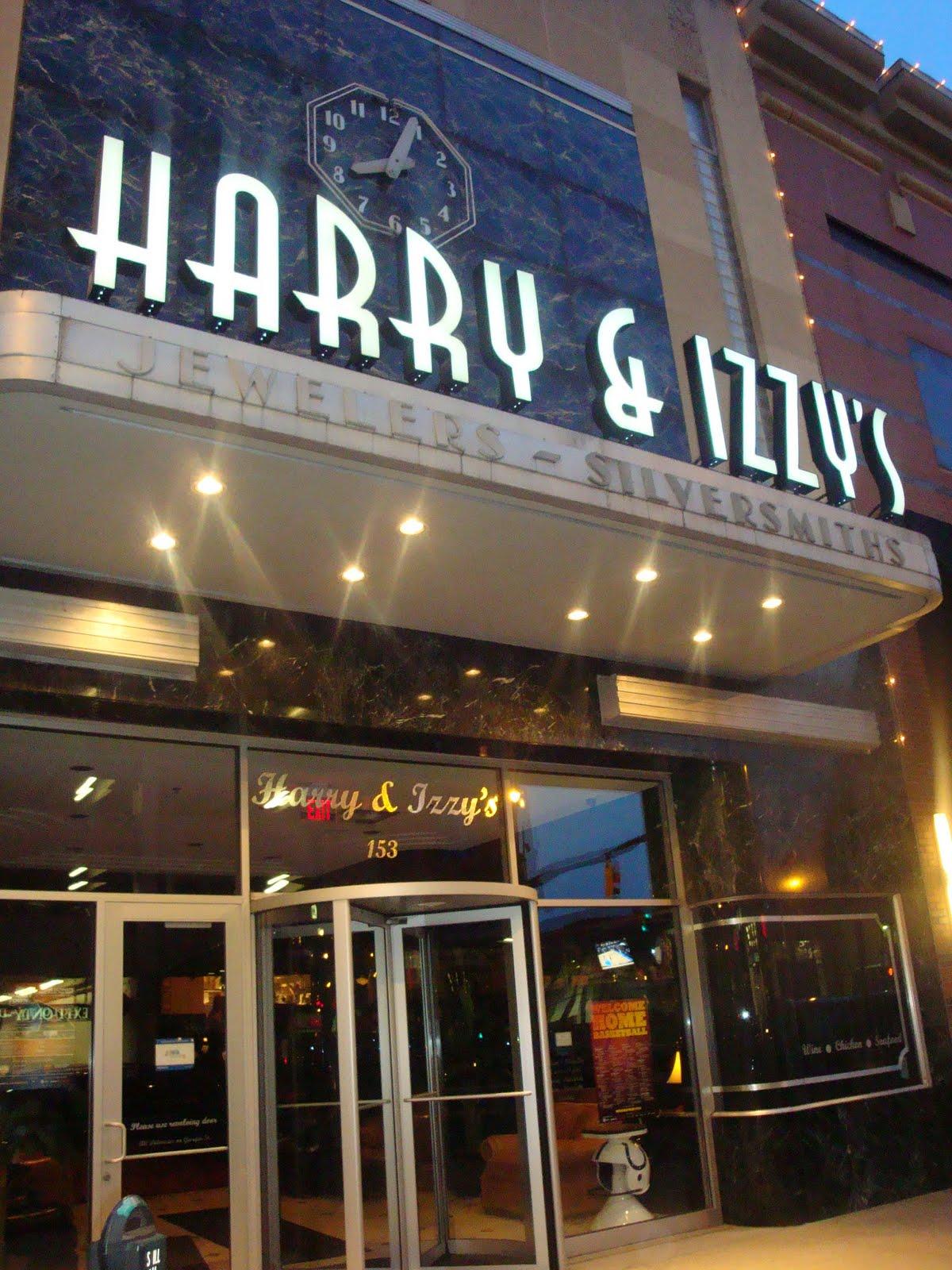 Harry and Izzy's