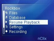iPod Nano with Rockbox