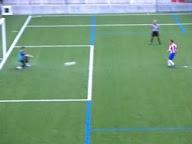 Ocaña marca de penalti al Navás