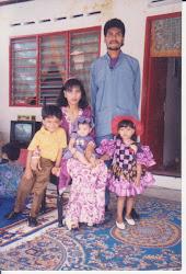 Kak Ina & famili