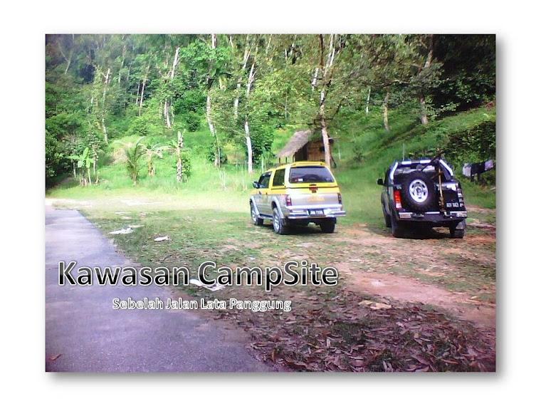 Campsite Lata Panggung