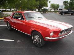 Mundo Mustang 1968