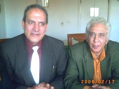مع السيد إمام بجامعة القاهرة 2008