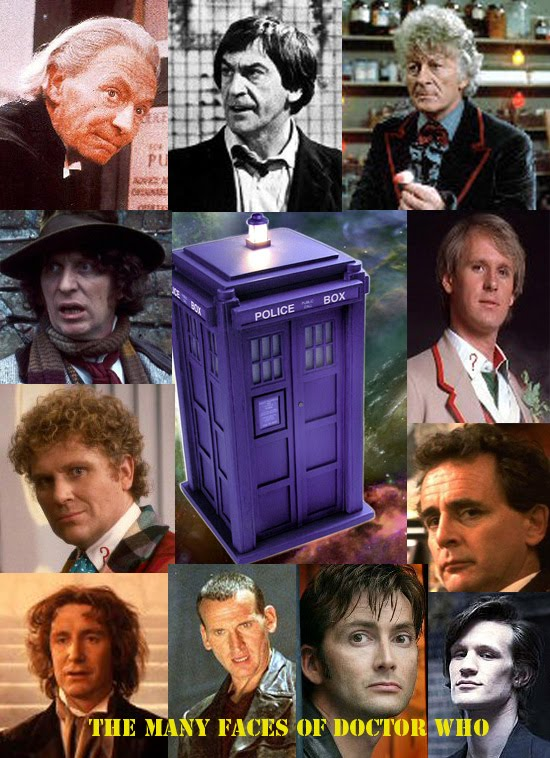 Who s Your Favorite Doctor Who