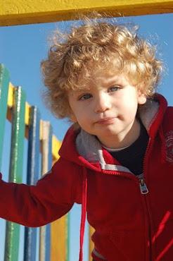 Mi hermoso sobrino Santu...