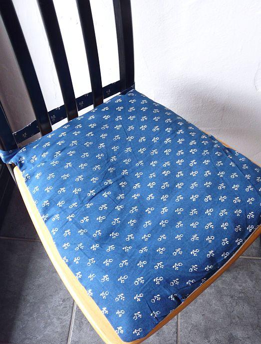 recycelt nat rlich regional letzte vorbereitungen blaudruck stuhlkissen neu gepolstert. Black Bedroom Furniture Sets. Home Design Ideas