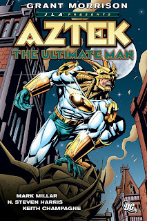 JLA Presents: Aztek the Ultimate Man