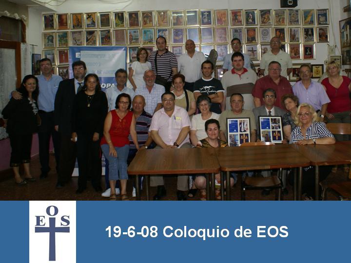 COLOQUIO EOS 19-06-2008
