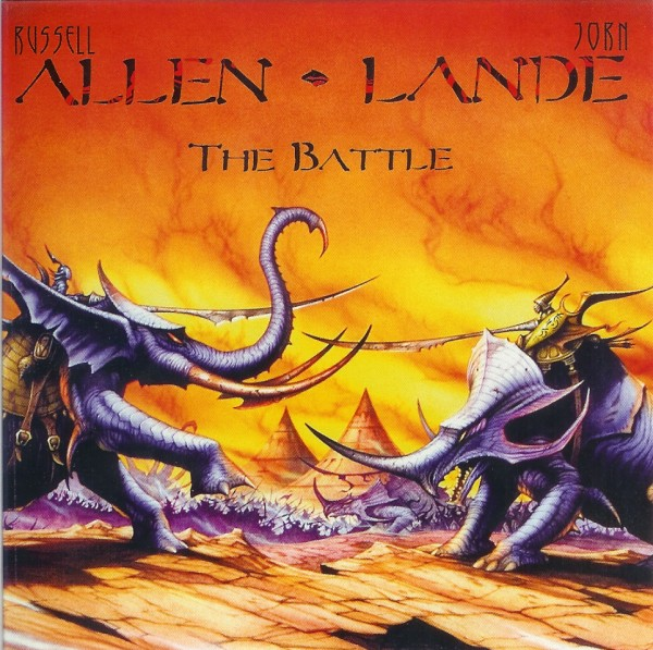 Allen - Lande - The Revenge
