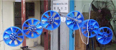 Motor Wind 8