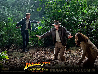 Indiana Jones & Family