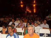 Evento realizado na Feira Coberta de São Simão - Go
