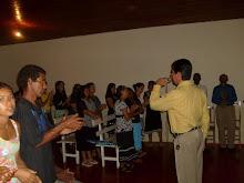 Igreja Casa da Benção de Cachoeira Alta - Go