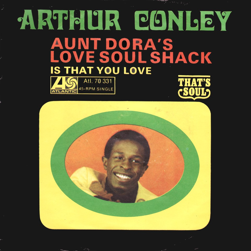 Arthur Conley I'm A Lonely Stranger - Let Nothing Separate Us