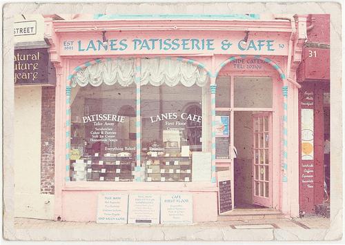 Cafe Paris Le Desert