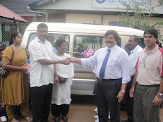 Handover Van to SRJK(T) Escot