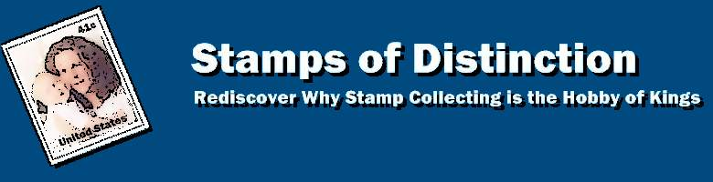 Stamps of Distinction
