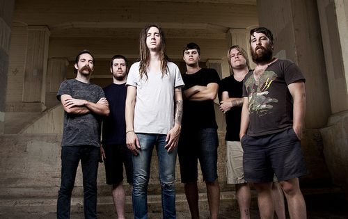 Underoath the changing of times