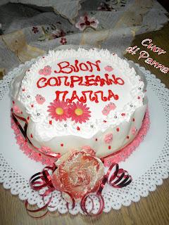 torta di compleanno x mamma