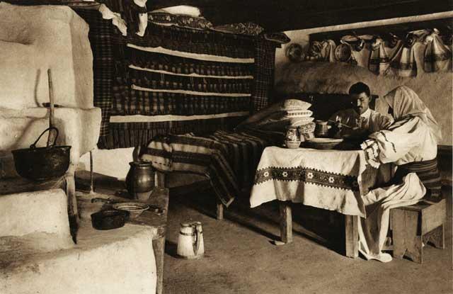 O camera taraneasca din secolul al XIX -lea
