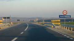Iesirea din Rogova spre Vinju Mare