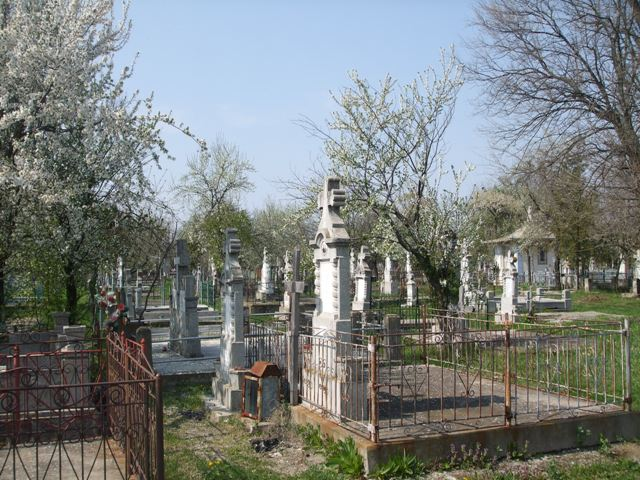 Cimitirul comunei Rogova