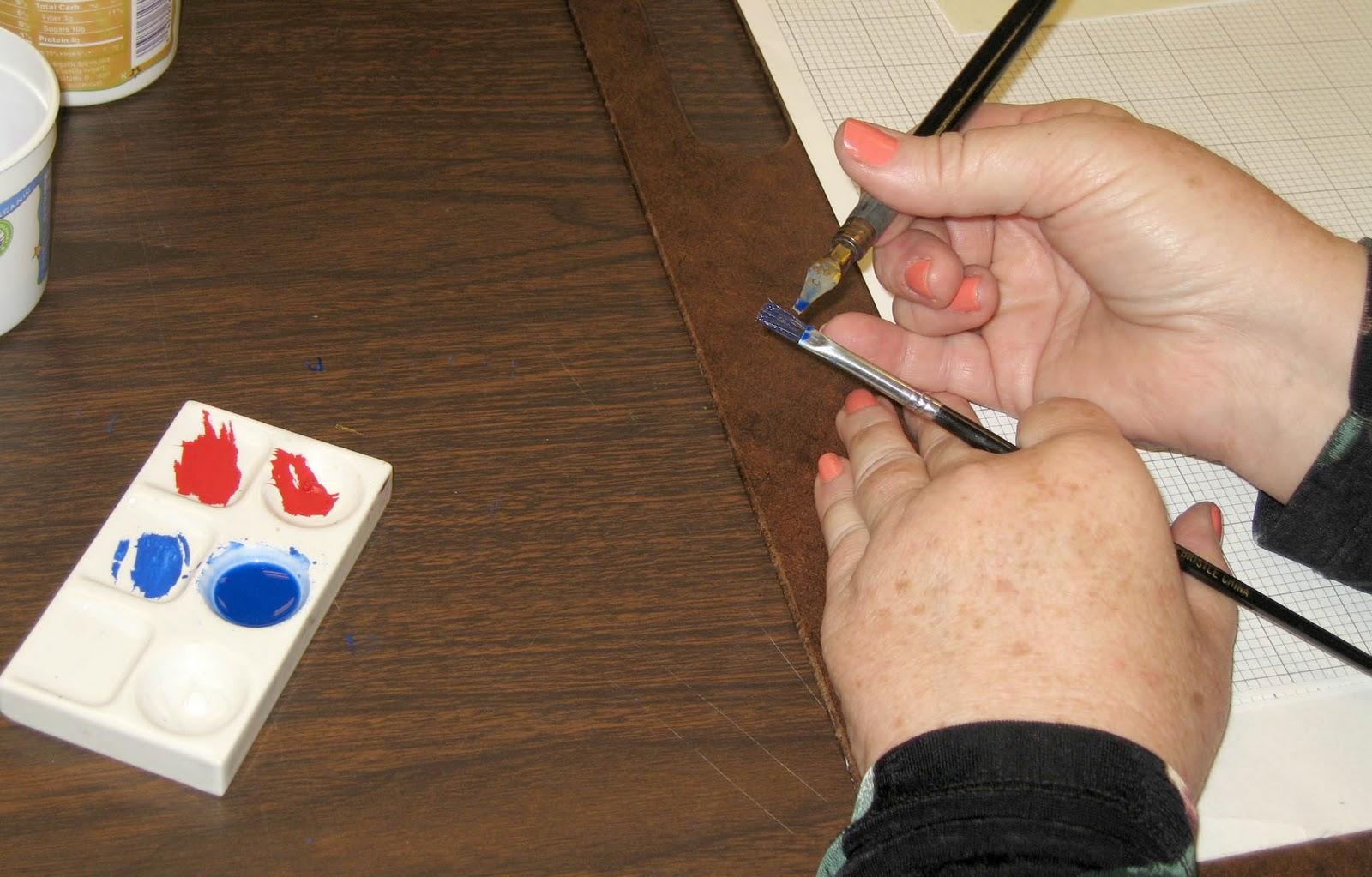 Deann Singh Calligraphy November 1 2010 Beverly Hills